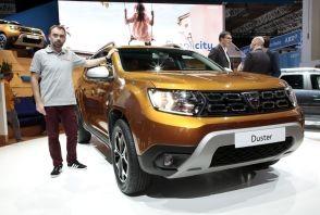 Dacia Duster : nos premières impressions à bord