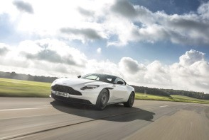 Aston Martin DB11 V8 : au volant de la « petite » DB11