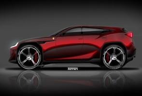 Ferrari : un SUV est programmé pour 2022 !