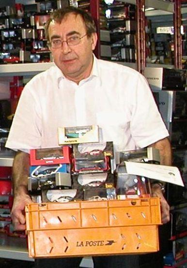 pierre wattebled fondateur et dirigeant de la soci u00e9t u00e9 de distribution de voitures miniatures