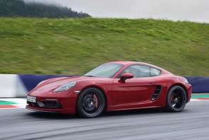 Porsche 718 : 365 ch pour les versions GTS
