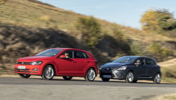 La nouvelle Volkswagen Polo défie la Renault Clio