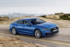 Audi A7 Sportback : les infos et photos officielles