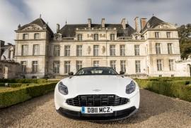 Les plus belles images de l'Aston Martin DB11 V8