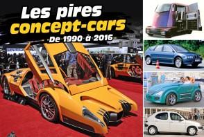 Les pires concept-cars de 1990 à 2016