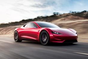La nouvelle Tesla Roadster bat tous les records