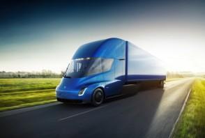 Tesla dévoile son camion électrique