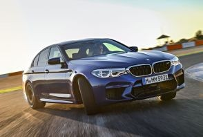 Notre avis sur la BMW M5 à quatre roues motrices