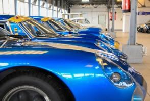 Alpine Renault : photos de l'incroyable collection Rédélé