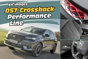 DS7 Crossback : la Performance Line en détails