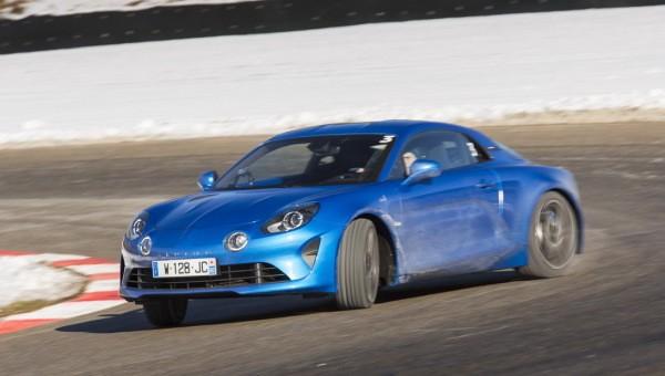 Que vaut la nouvelle Alpine A110 sur circuit ?