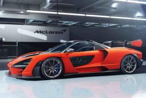 McLaren Senna : 800 ch, moins de 1 200 kg