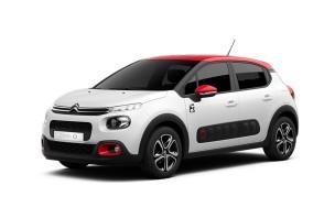 Citroën C3 : une série limitée Graphic