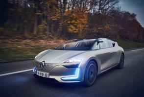 Voiture autonome : au volant du Renault Symbioz