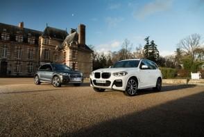 Le nouveau BMW X3 défie l'Audi Q5