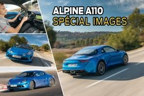Alpine A110 : les plus belles photos de nos essais