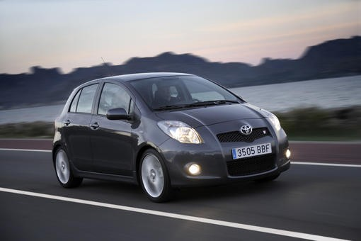 toyota yaris ts 5 p l 39 argus. Black Bedroom Furniture Sets. Home Design Ideas