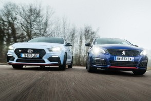 Hyundai i30 N, mieux que la Peugeot 308 GTi ?