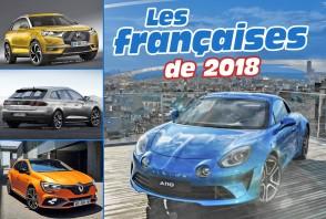 Toutes les stars françaises de 2018