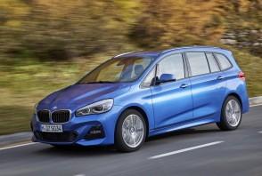 Restylage pour la BMW Série 2 Active Tourer