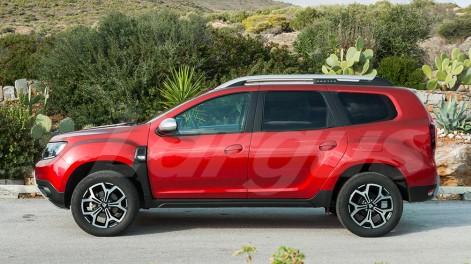 Dacia SUV compact (2020). Le grand frère du Duster se confirme
