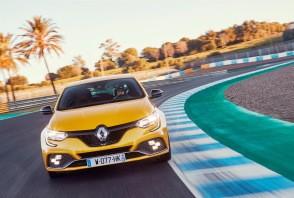Renault Mégane RS : les premières photos de ses essais