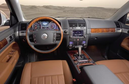 volkswagen touareg v6 tdi photo 4 l 39 argus. Black Bedroom Furniture Sets. Home Design Ideas