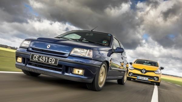 Renault Clio Williams vs Clio RS Trophy : c'était mieux avant ?