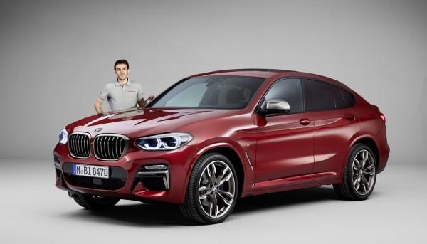 Notre avis en vidéo à bord du nouveau BMW X4
