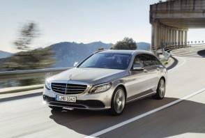 Photos et infos de la Mercedes Classe C restylée