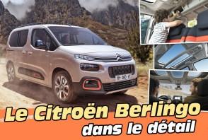 Découvrez le nouveau Citroën Berlingo