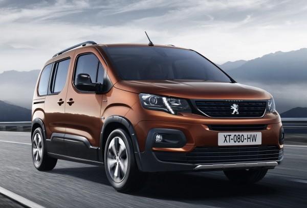 Peugeot Rifter (2018). Infos et photos exclusives du nouveau Partner Tepee