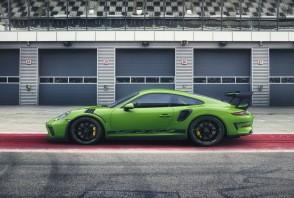 Porsche 911 GT3 RS : une bombe !