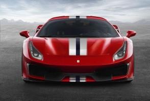 Ferrari 488 Pista : 720 ch sous la pédale