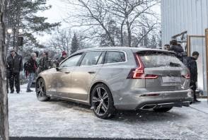 Infos et photos du nouveau break Volvo V60