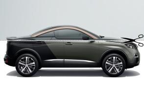 Peugeot lancera un 3008 Coupé en 2020