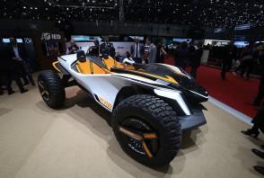 Les concept-cars du salon de Genève