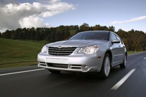 Chrysler Sebring 2.0 CRD Turbo