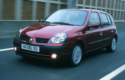 bilan 9 ans renault clio ii photo 2 l 39 argus. Black Bedroom Furniture Sets. Home Design Ideas