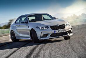 Infos et photos de la BMW M2 Compétition