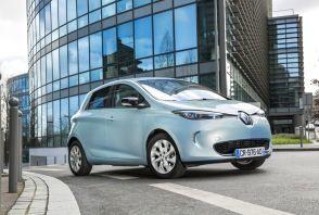 Les tarifs de la Renault Zoe R110