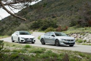 La nouvelle Peugeot 508 défie la Volkswagen Arteon