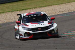 Honda Civic TCR : au volant de la Civic de course