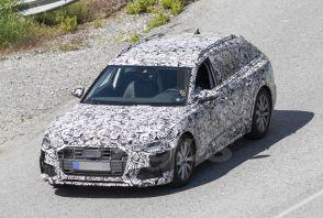 L'Audi A6 Allroad 2019 débusquée en Espagne