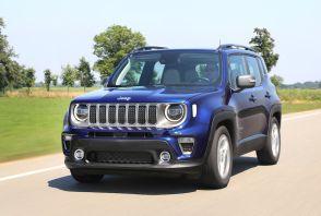 Jeep Renegade : restylage et nouveau moteur