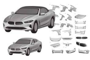 BMW Série 8. Premières images du Gran Coupé et du cab