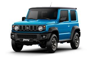 Suzuki Jimny : photos et infos officielles