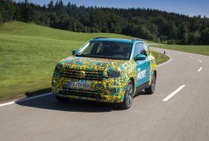 1er contact avec le nouveau Volkswagen T-Cross