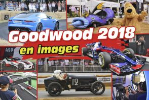 Vivez Goodwood 2018 en images