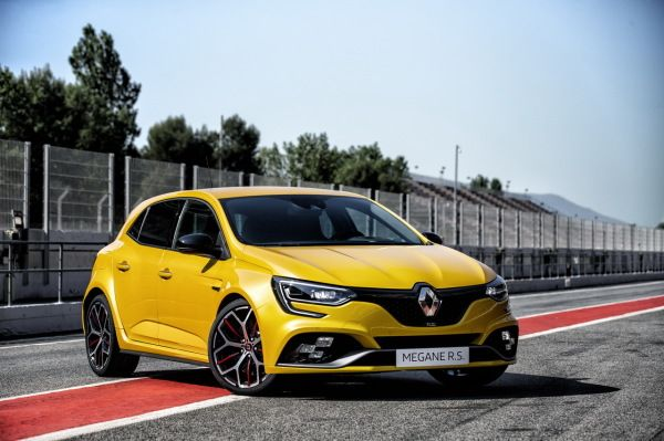 300 ch pour la Renault Mégane RS Trophy !